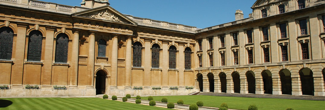 Queens College Quadrant, Oxford University