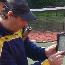 Video-Analyse, Tennis-Camp London