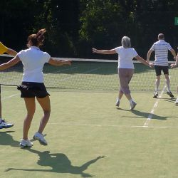 Tennis-Camp London